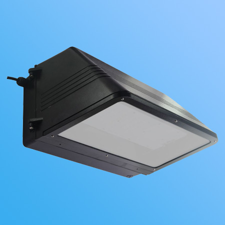 LED Full cut-off wall pack 40W
