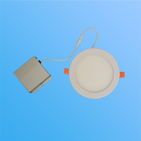 9W LED panel light